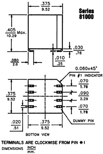 audio transformers  2 ohm to 40k ohm  400hz to 100khz  400