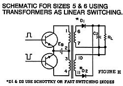 Schematic Dual Output Transformers on dual voltage transformer wiring diagram